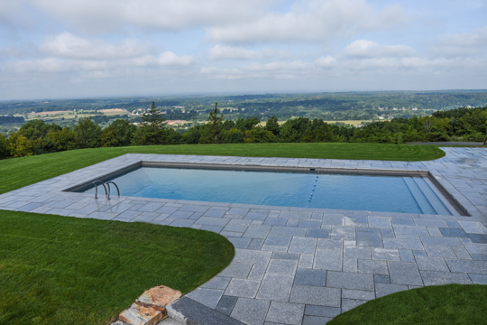 Swimming Pool Gallery - Inground Swimming Pools | Juliano\'s Pools