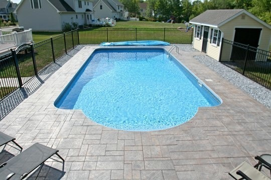 Gallery - Inground Swimming Pools | Juliano\'s Pools