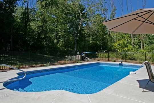 10A Patrician Inground Pool - Windsor, CT