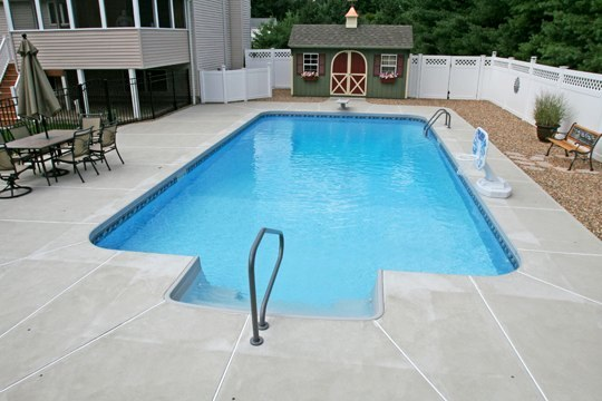 10D Rectangle Pool