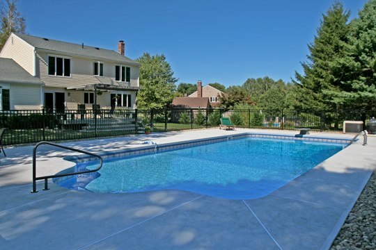 11B Patrician Inground Pool - Simsbury, CT