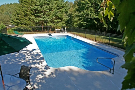 11D Patrician Inground Pool - Simsbury, CT