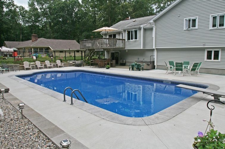 12C Patrician Inground Pool - East Longmeadow, MA