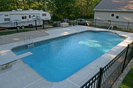 13C Patrician Inground Pool - Montville, CT