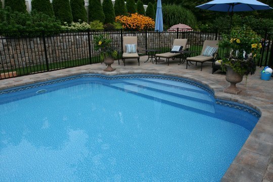 14D Patrician Inground Pool - Cromwell, CT