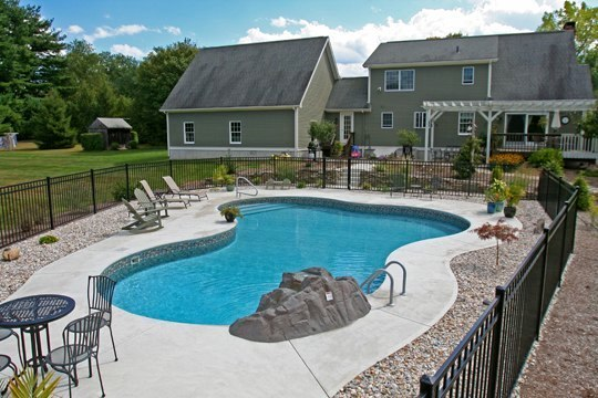 15B Lagoon Inground Pool - Suffield, CT