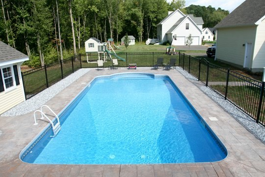 15C Patrician Inground Pool - Suffield, CT