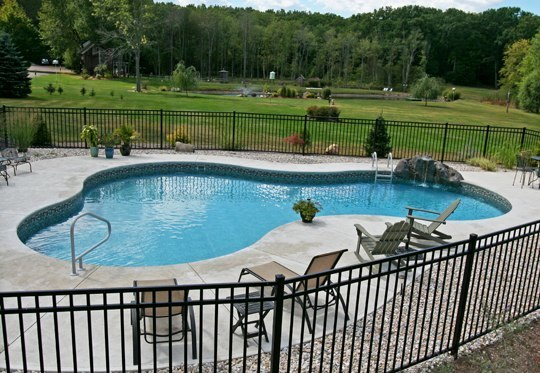 15D Lagoon Inground Pool - Suffield, CT