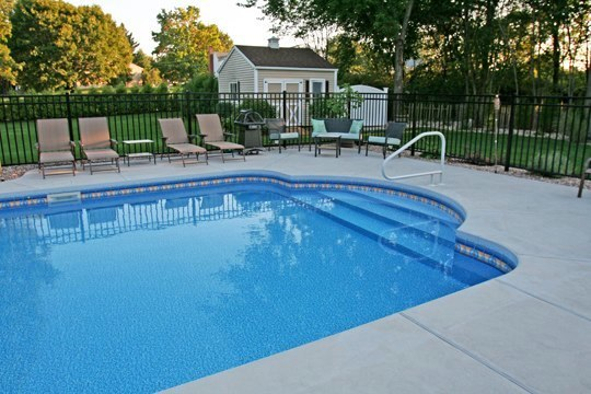 16A Patrician Inground Pool - Rocky Hill, CT