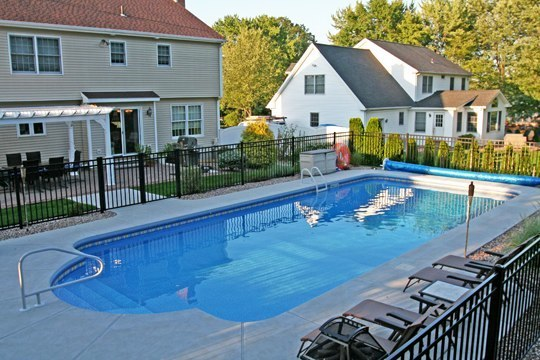 16B Patrician Inground Pool - Rocky Hill, CT