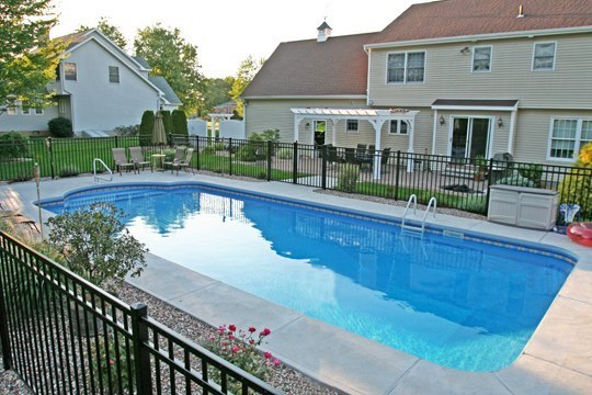 16D Patrician Inground Pool - Rocky Hill, CT