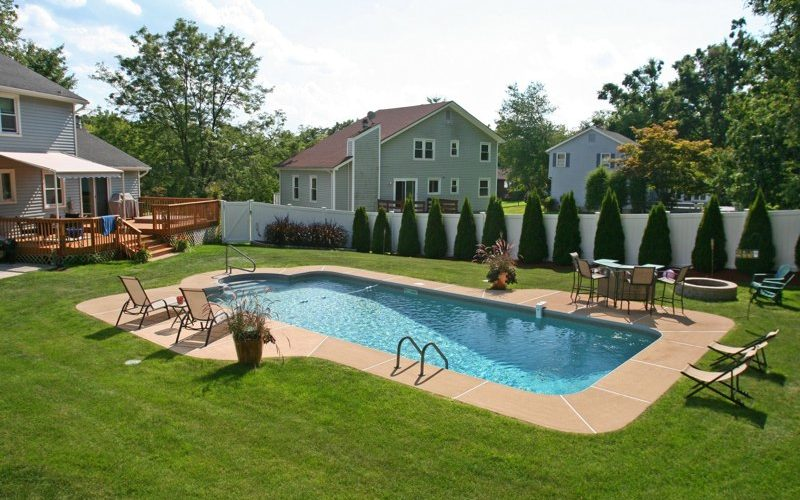 17B Patrician Inground Pool - Windsor, CT