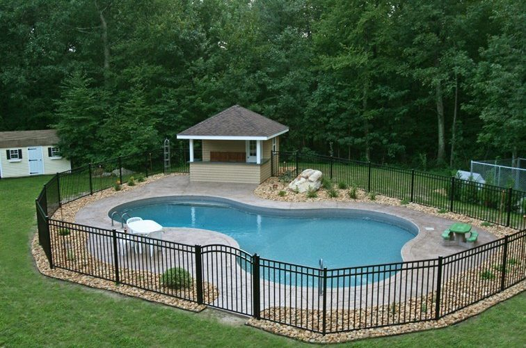 17D Lagoon Inground Pool - North Granby, CT
