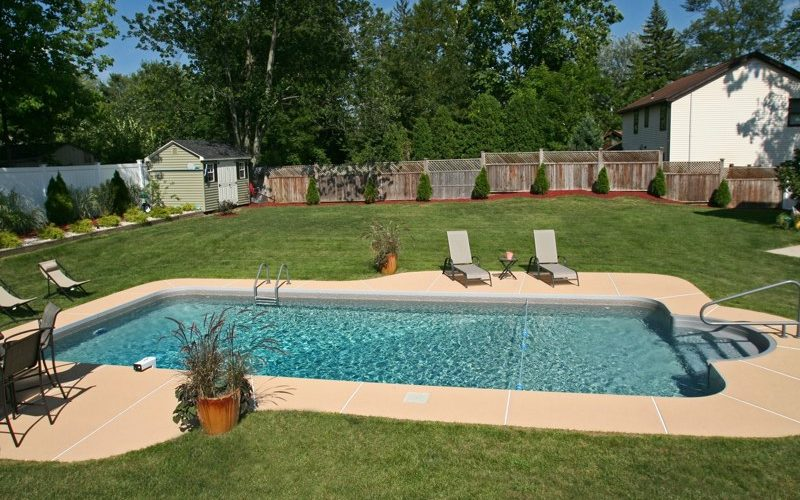 17D Patrician Inground Pool - Windsor, CT