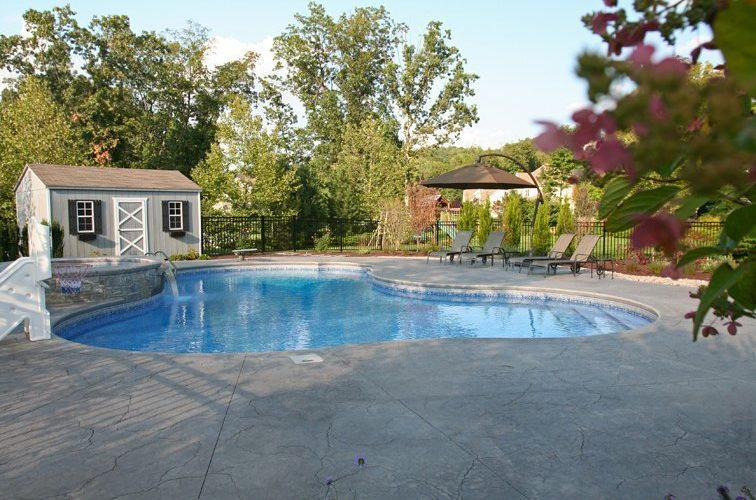 19A Lagoon Inground Pool - Southington, CT