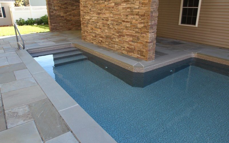 19D Custom Inground Inground Pool - Ashland, CT