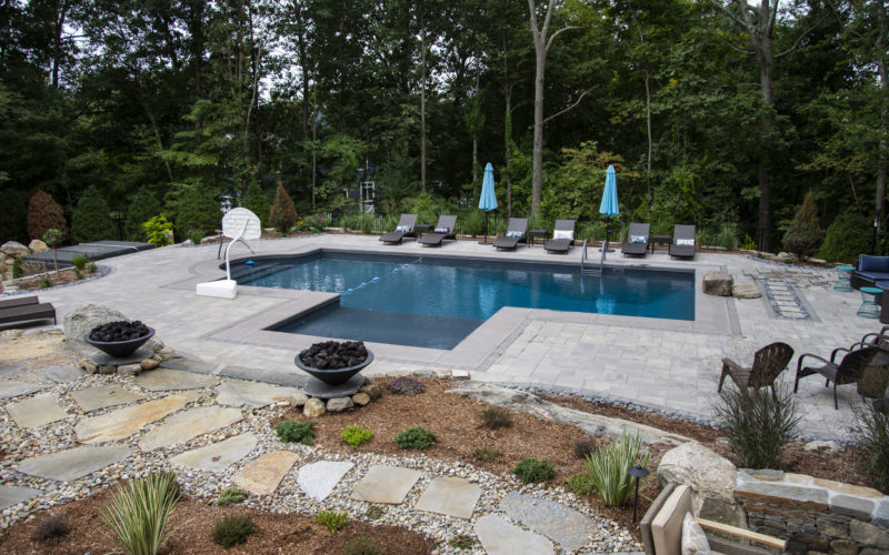 1A Patrician Inground Pool - Tolland, CT