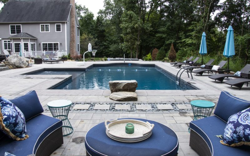 1C Patrician Inground Pool - Tolland, CT