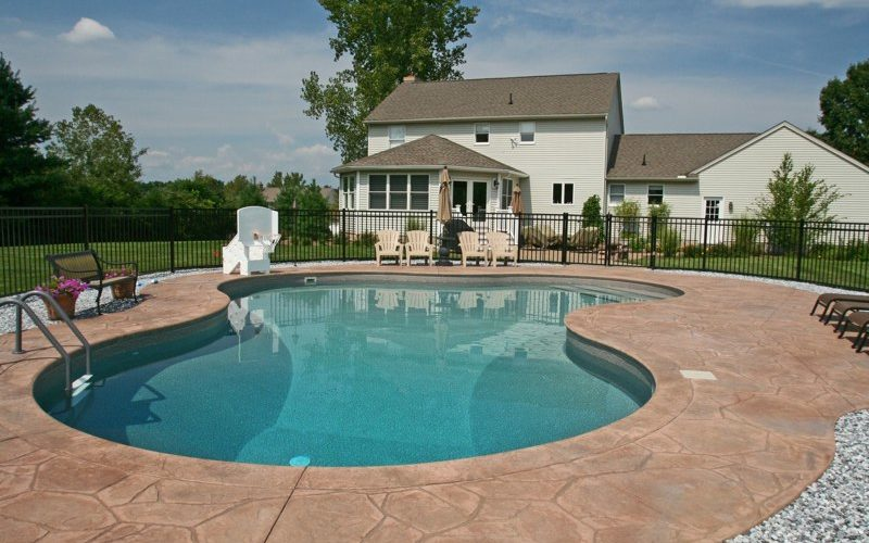 20B Lagoon Inground Pool - Somers, CT