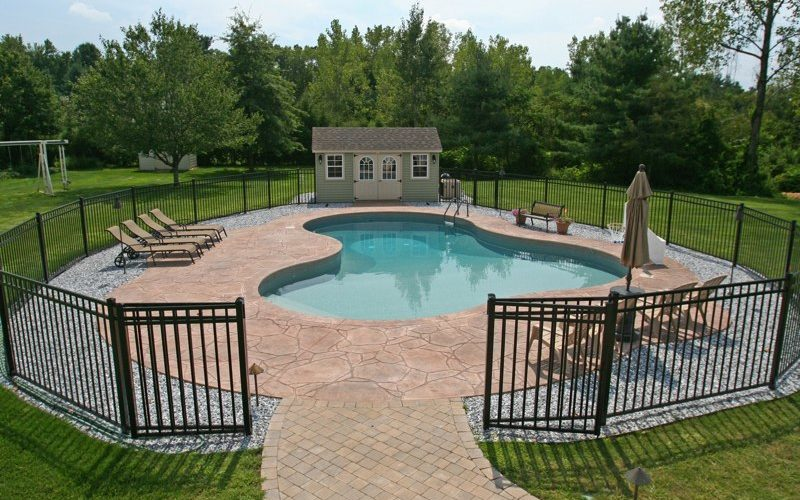 20D Lagoon Inground Pool - Somers, CT