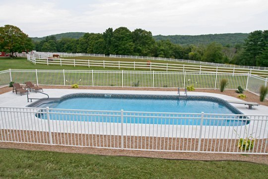 20D Rectangle Inground Pool