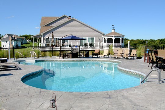 21D Lagoon Inground Pool - East Granby, CT
