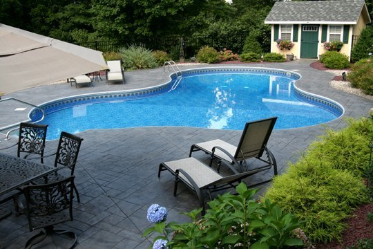 22A Lagoon Inground Pool - Middletown, CT