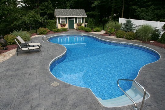 22B Lagoon Inground Pool - Middletown, CT