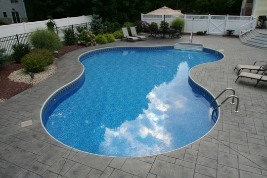 22D Lagoon Inground Pool - Middletown, CT