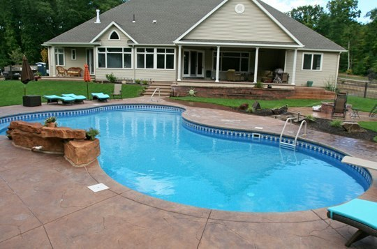 23A Lagoon Inground Pool -Suffield, CT