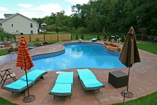 23D Lagoon Inground Pool -Suffield, CT