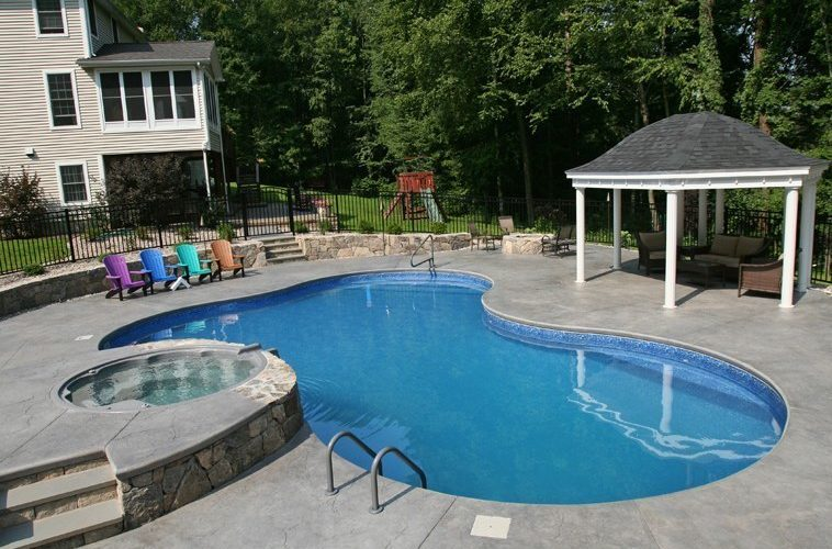 24D Lagoon Inground Pool -East Granby, CT