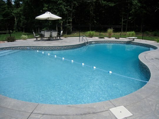 26B Lagoon Inground Pool -Southington, CT