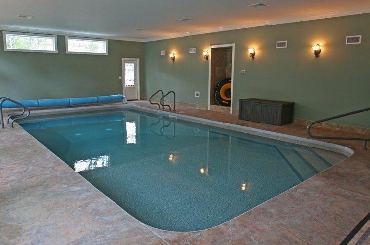 26B Rectangle Inground Pool