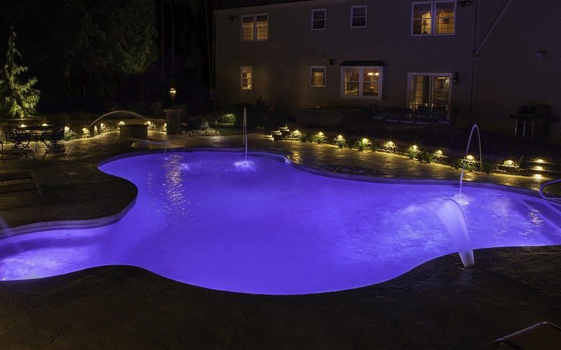 29A Custom Inground Inground Pool - Somers, CT