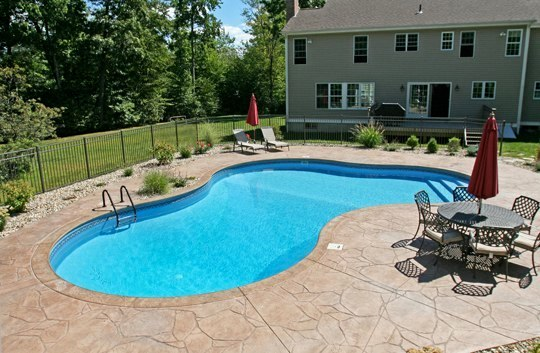 29B Lagoon Inground Pool -Tolland, CT