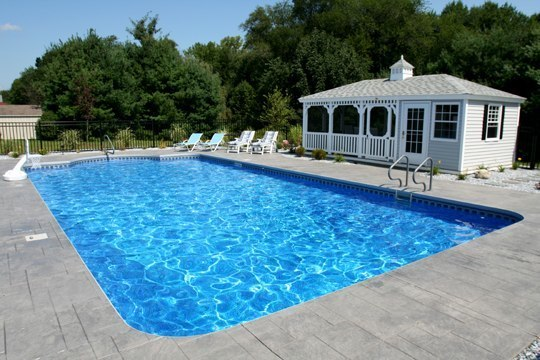 2B Patrician Inground Pool - South Windsor, CT