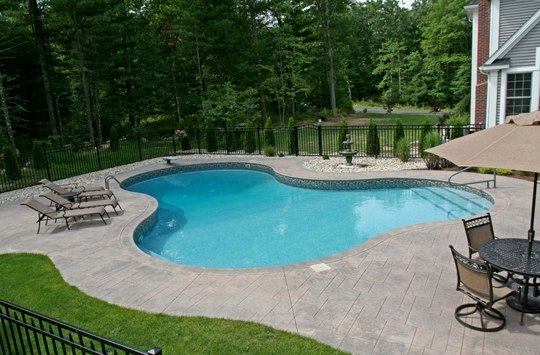31D Lagoon Inground Pool -Tolland, CT