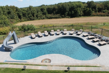 34A Lagoon Inground Pool -East Longmeadow, MA