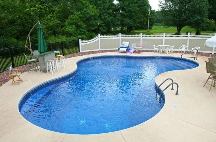 39B Lagoon Inground Pool - Somers, CT
