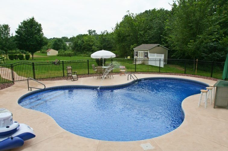 39C Lagoon Inground Pool - Somers, CT