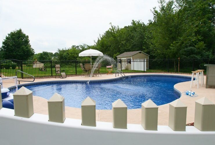 39D Lagoon Inground Pool - Somers, CT