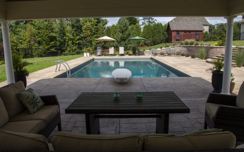 3B Rectangle Inground Pool - East Longmeadow, MA