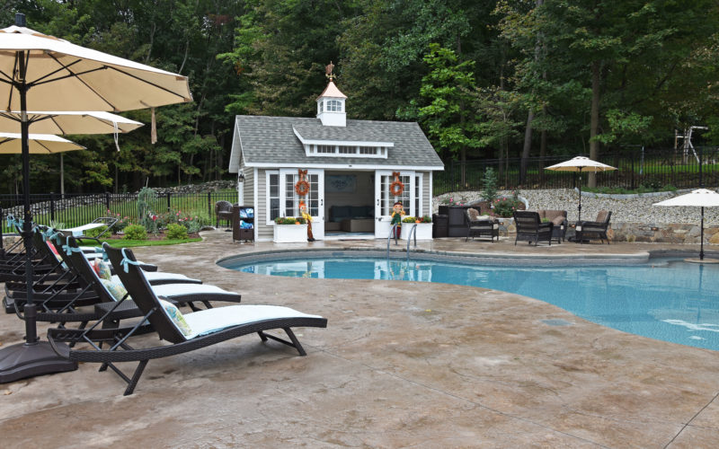 3DCustom Inground Pool - Prospect, CT