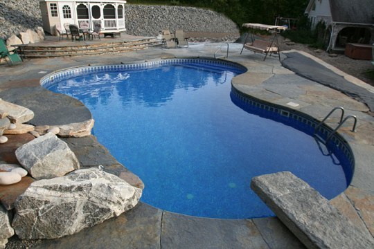43A Lagoon Inground Pool - Agawam, MA