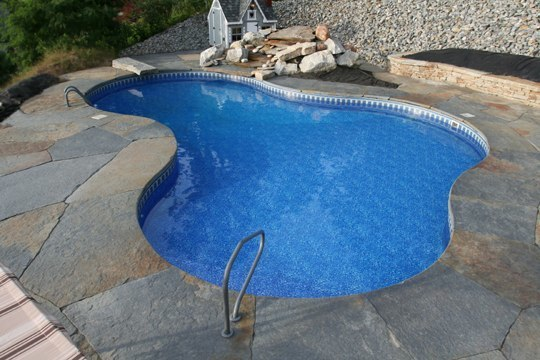 43B Lagoon Inground Pool - Agawam, MA