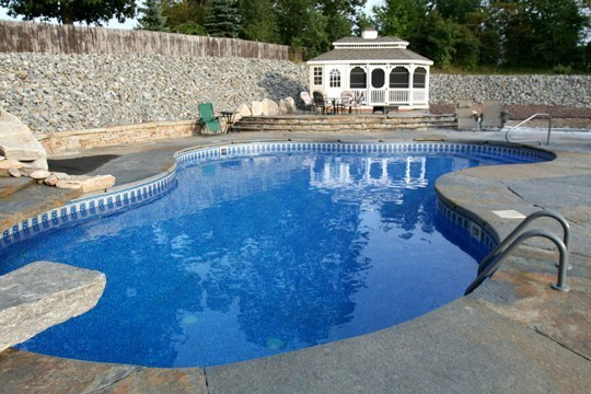 43D Lagoon Inground Pool - Agawam, MA
