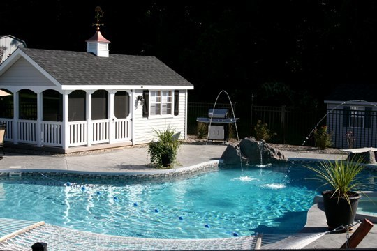 45A Lagoon Inground Pool - Watertown, CT