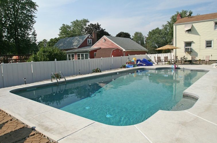 5B Patrician Inground Pool - Enfield, CT