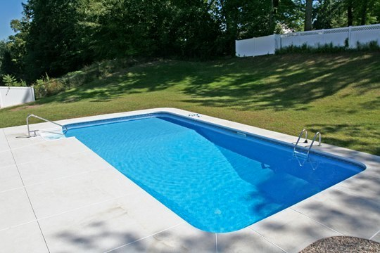 5D Rectangle Inground Pool